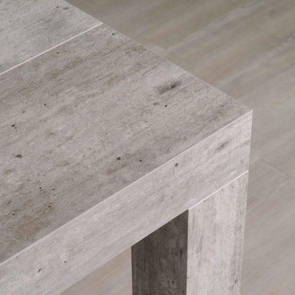 consolle allungabile Atena cemento