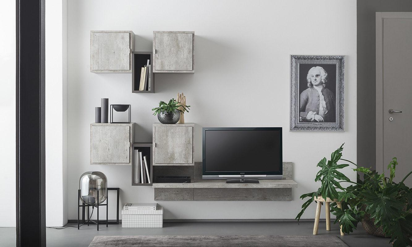Mobili soggiorno porta tv - composizioni